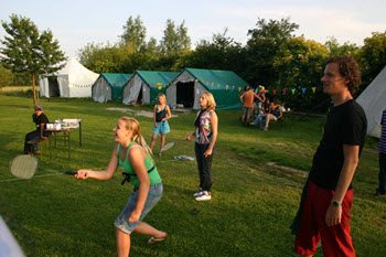 camping wilgje