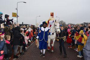 Intocht Sinterklaas Tiel
