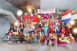 Schouwburg Agnietenhof 50 jaar