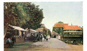 Fietsen door Oud-Holland
