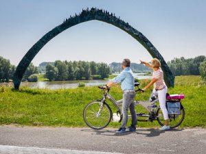 sterke dijkenroute fietsroute